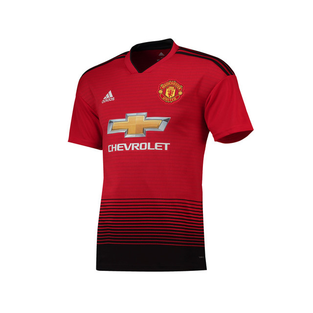 check out e497a 06c4b Manchester United 2018/19 Kit - Dream League Soccer Kits ...
