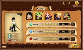 Download One Piece Haoshoku Haki v1.1 Apk Android