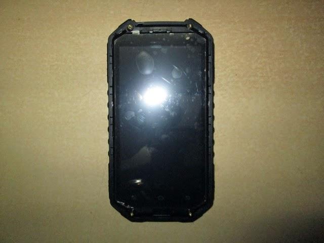 LCD Touchscreen Landrover X8
