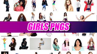 2018 new girls png zip file download