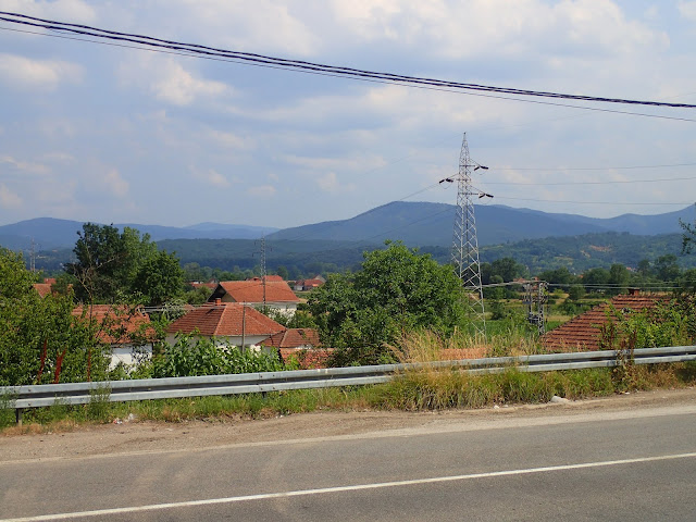 Krajobrazy południowo-zachodniej Serbii