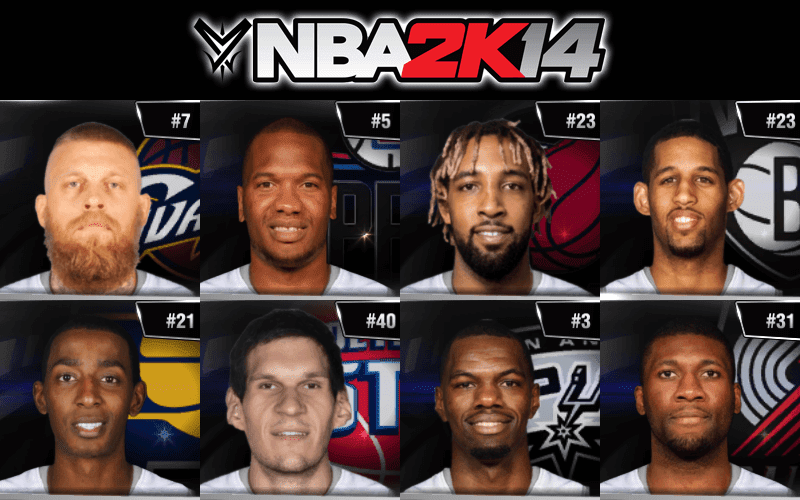 NBA 2k14 Ultimate Roster Update v7.6 : July 8th, 2016 - Free Agency Trades
