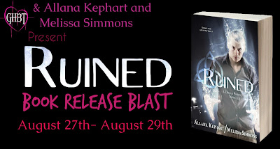 GHBT- 'Ruined' by Allana Kephart & Melissa Simmons Book Release Blast