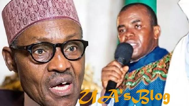 2019: Fr. Mbaka Finally Reacts As President Buhari Donates N2 Million To His Church