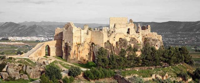 El castillo de Montesa, en Valencia, y la historia del Derecho