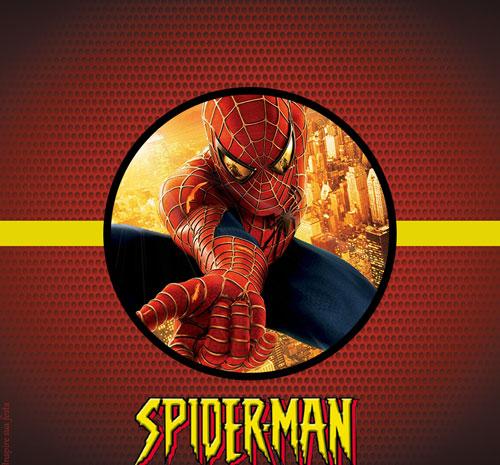 spiderman free printable labels free