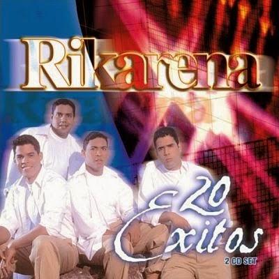 20 EXITOS: CD 2 - RIKARENA (2002) [Merengue]