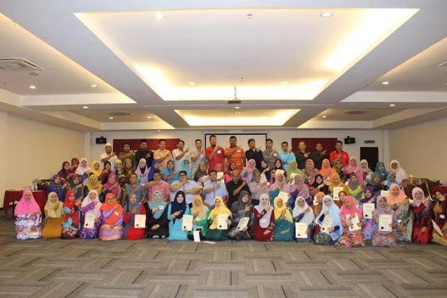 TTT JUC UPKK Negeri Pahang 2016