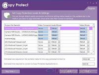 Copy Protect- screen 4