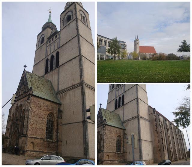 O que ver e fazer em Magdeburg, Alemanha - Pfarrkirche St. Johannis