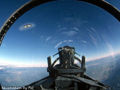Navy Pilots Reported UFOs Daily Over East Coast