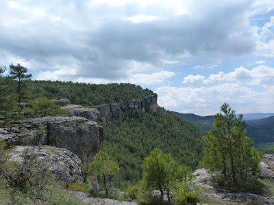 Ruta por la serrania de Cuenca
