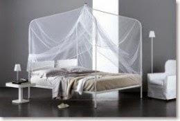 Crimea Canopy Bed