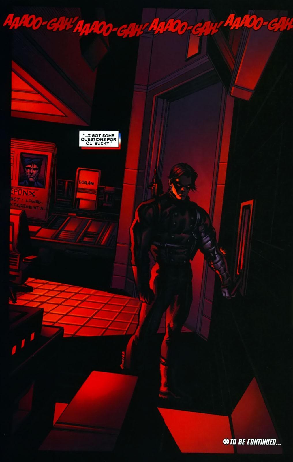 Read online Wolverine (2003) comic -  Issue #38 - 23