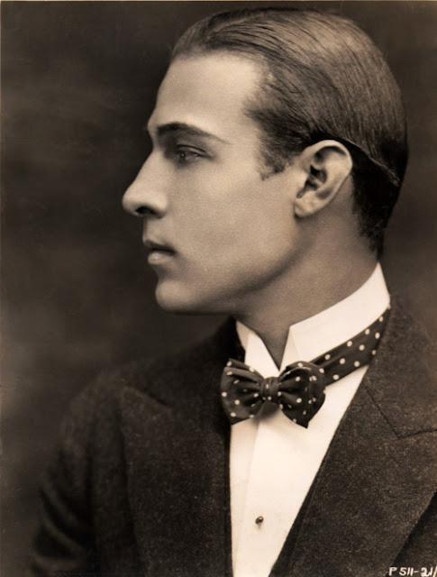 Rudolph Valentino 1922