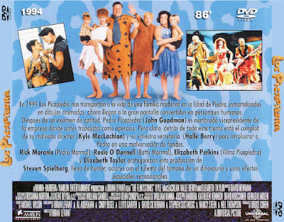 Los Picapiedra - [1994]