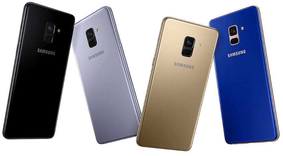 Harga Samsung Galaxy A8 + 2018