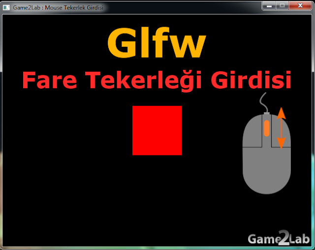 Glfw Mouse Wheel Input