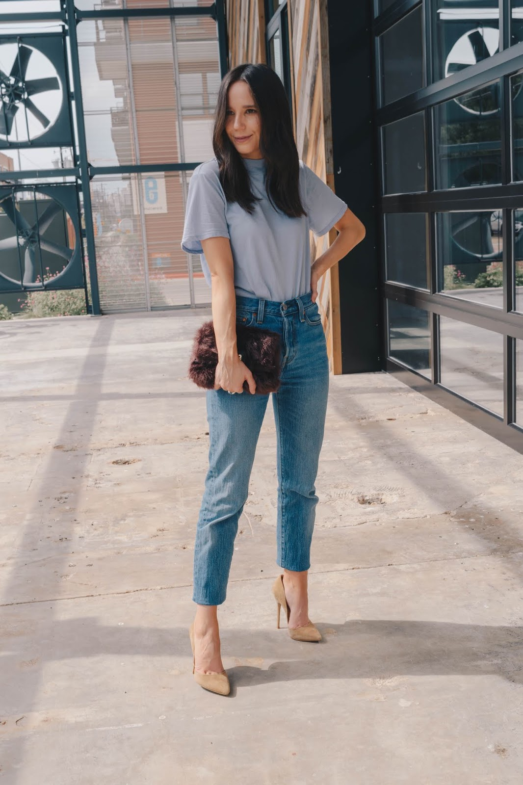 Levis Wedge Jeans