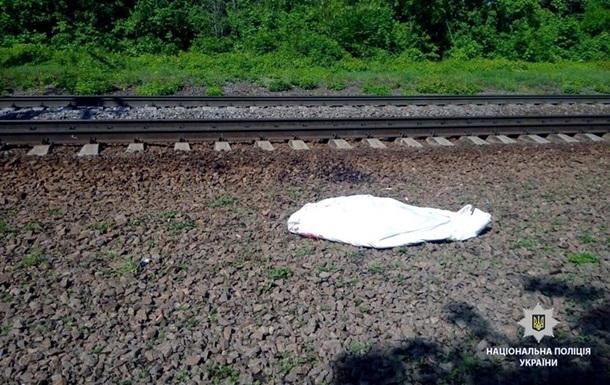 У Харкові поїзд на смерть збив чоловіка