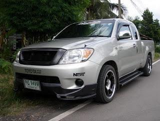 Toyota Vigo แต่งสวย