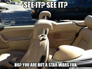 Real Star Wars Fans Will See It