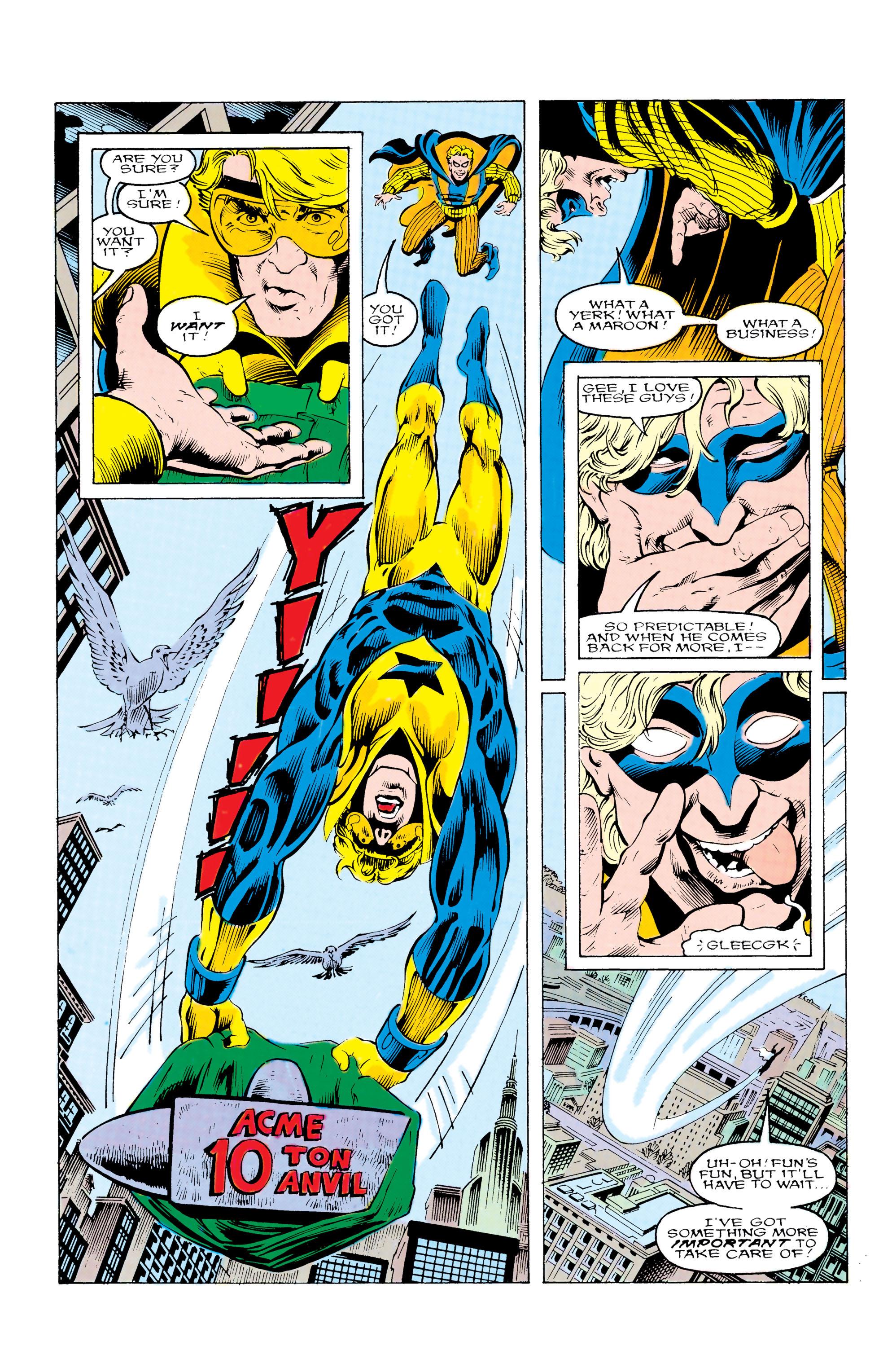 Read online Secret Origins (1986) comic -  Issue #41 - 13