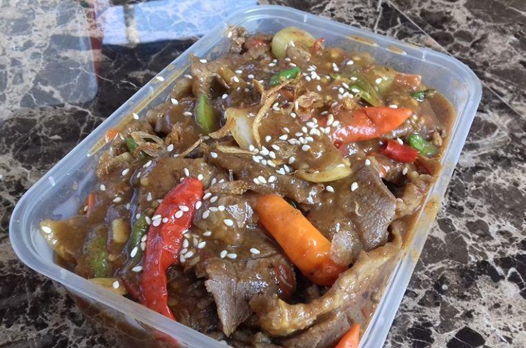 Coba Geh menu kuliner dengan rasa rempah nusantara rica rempah kambing ala mas djenggot