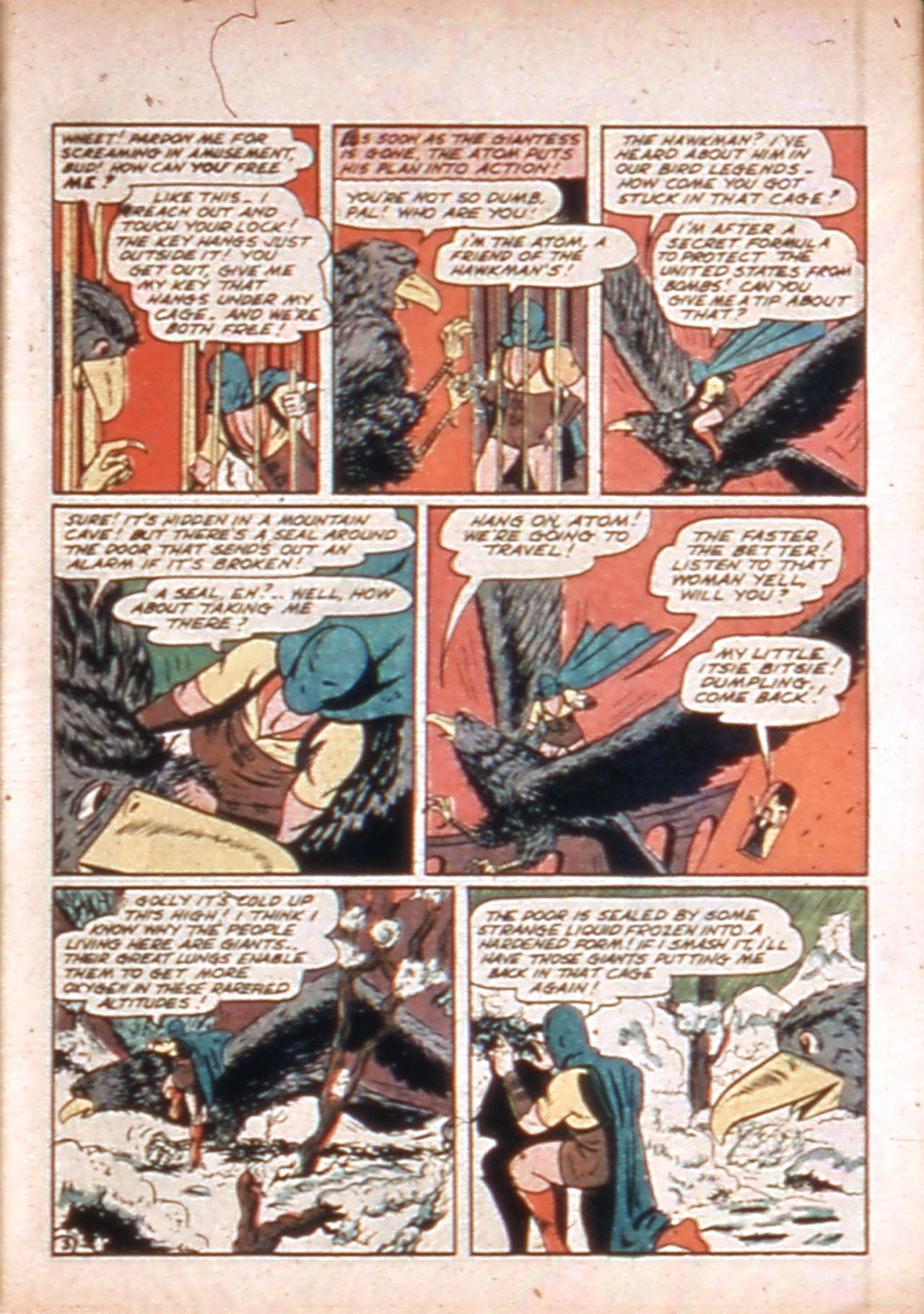 All-Star Comics (1940) issue 10 - Page 23
