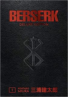 berserk kentaru miura deluxe edition