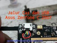 Jalur charger ASUS Z007( Trick Jumper )