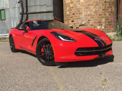 Certified PreOwned 2015 Corvette at Purifoy Chevrolet Fort Lupton Colorado