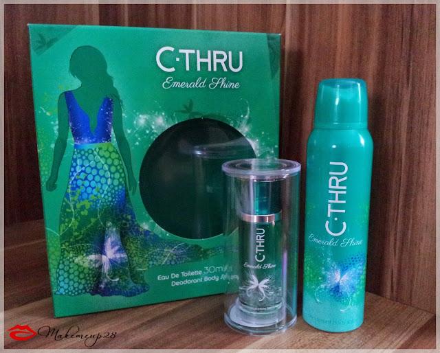 C-Thru Emerald Shine