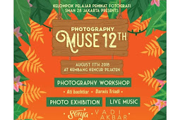 Lomba Photography MUSE 12th 2018