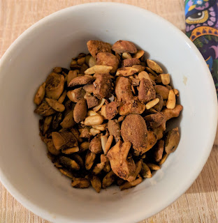 Boundless Tamari & Aleppo activated nuts & seeds