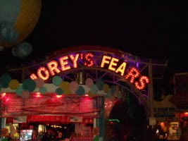 Morey's Piers - Morey's Fears the Haunted Amusement Pier