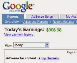 Cara Maksimalkan Earning Google Adsense Pada Blog/Website 2018