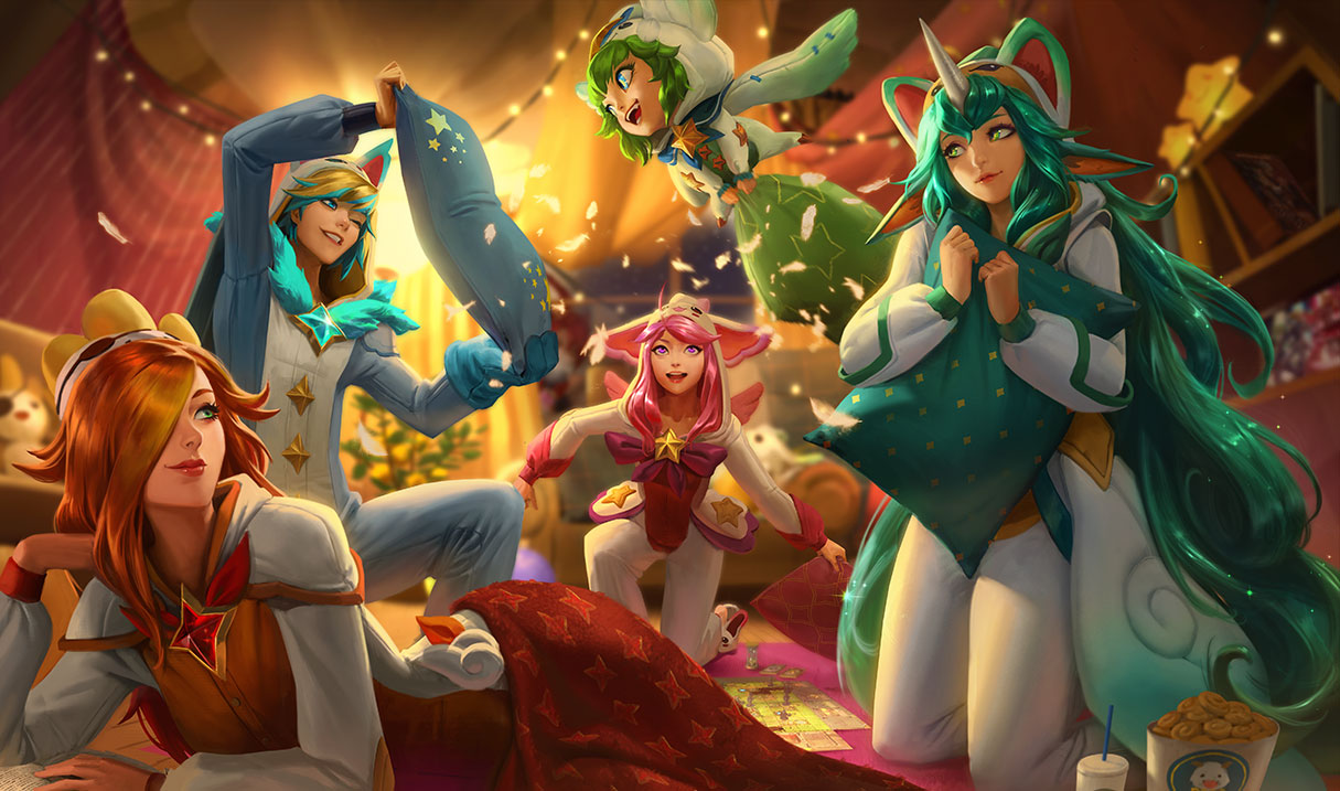 surrender at 20  11  8 pbe update  new splash art  k  da