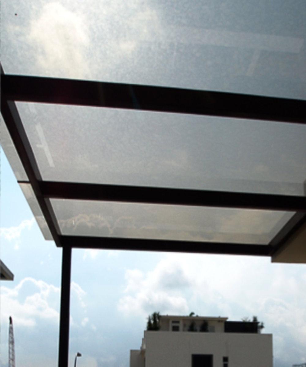 Aluminum Peddinghaus Factory Singapore: HLH Singapore Pte Ltd: Aluminium Composite Panel Roofs