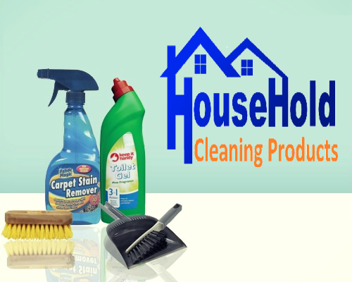 10 Basic Household Cleaning Products That You Must Have