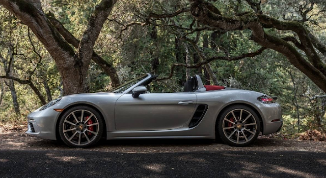 2017 Porsche 718 Boxster PDK Automatic Review