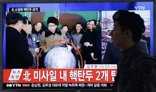 North Korea's Kim Jong Un is finally being taken seriously