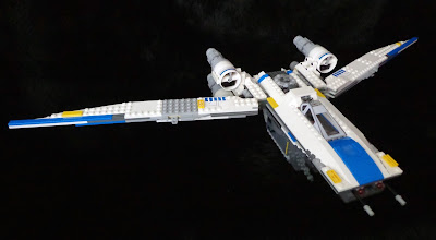 U-Wing (Flight Configuration)