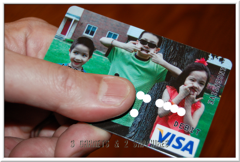 3 garnets 2 sapphires customize a visa gift card with a photo customize a visa gift card with a photo plus a personalized message on giftcard negle Images