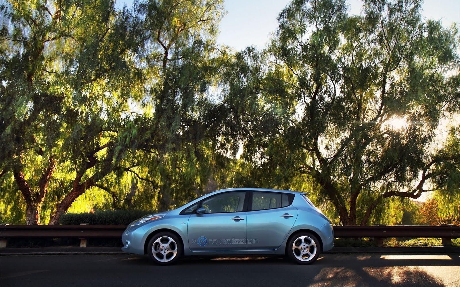 Nissan Leaf продажи цена купить электромобиль