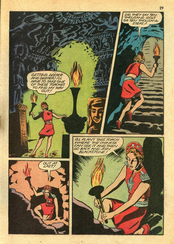 Read online Super-Magician Comics comic -  Issue #14 - 29