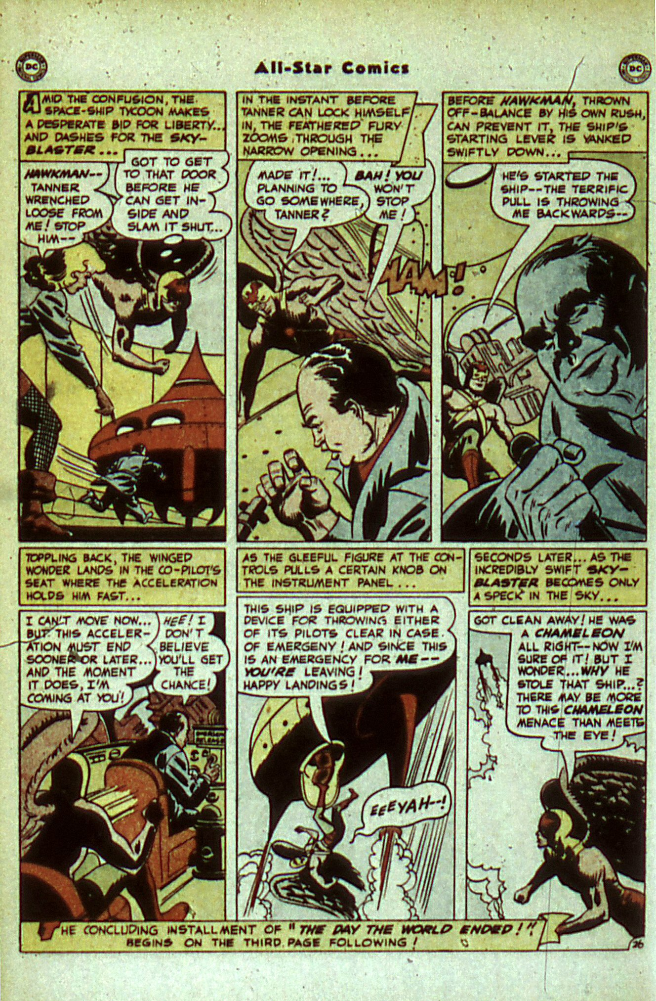 Read online All-Star Comics comic -  Issue #56 - 32