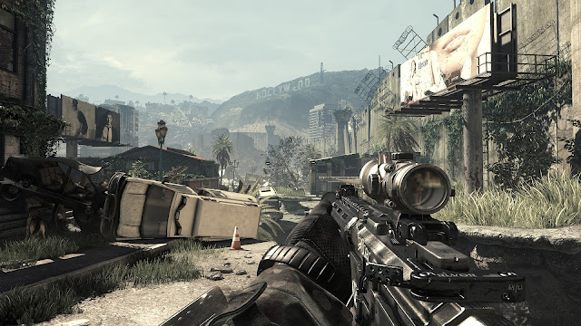 Call of Duty Ghosts PC Free Download Screenshot 3