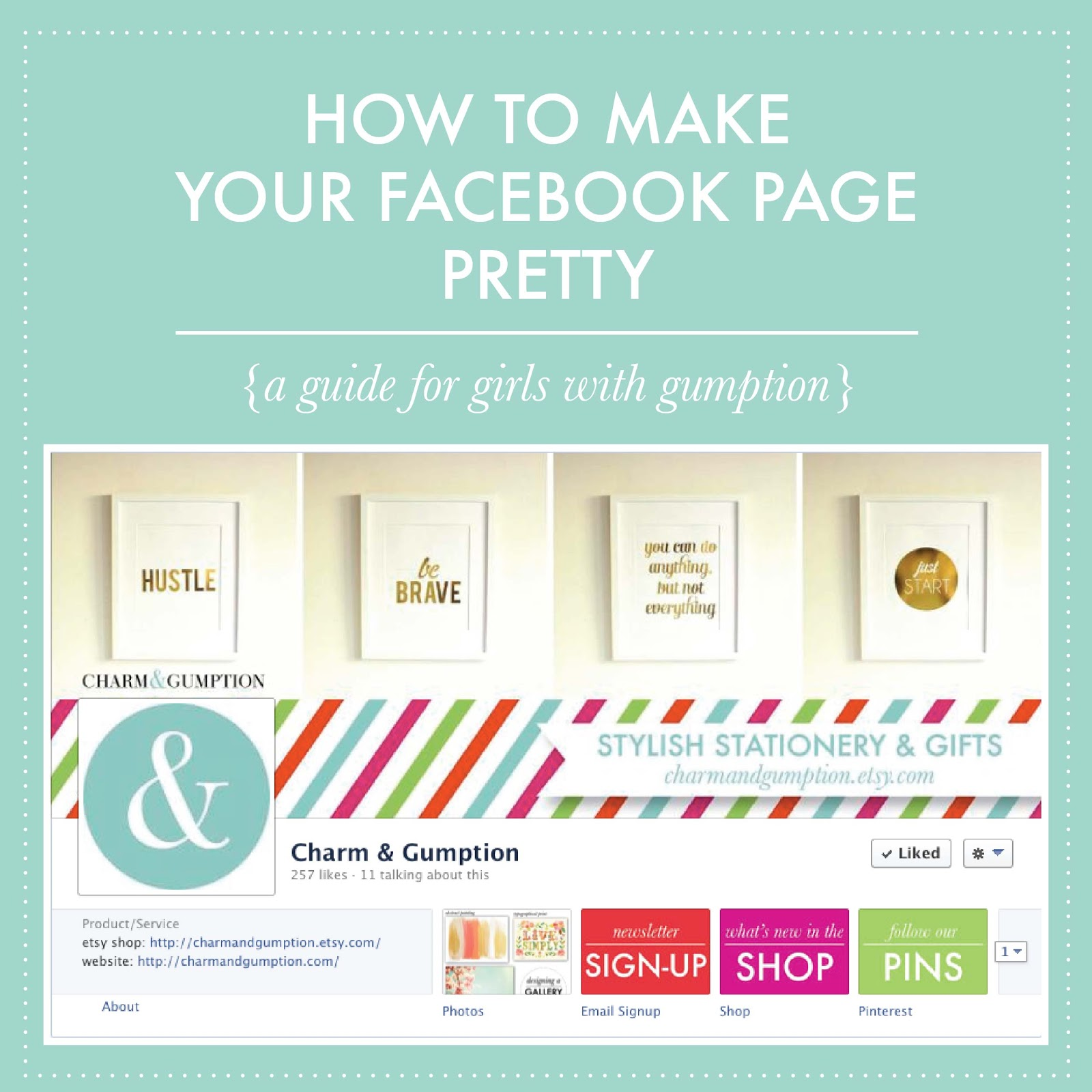 How to decorate facebook page for Decorate pictures for facebook