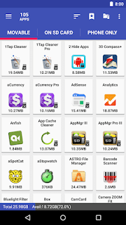 AppMgr Pro III (App 2 SD) v4.63 Patched APK Is Here!